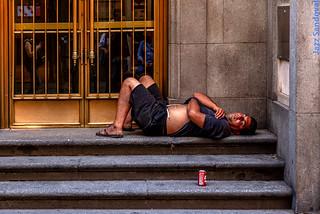 Vivir en la ciudad. 02. Madrid, julio 2018.