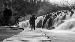Capturing waterfalls (HansPermana) Tags: plitvicelakesnationalpark plitvice lake lakes nationalpark croatia kroatien hrvatska waterfalls water waterfall peaceful nature landscape eu europe europa village spring april 2018