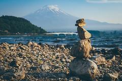 富士山 Fujisan (里卡豆) Tags: 日本 jp tōkyōto olympus penf pro japan kanto tokyo 富士山 fujisan olympus25mmf12pro 25mm f12 河口湖 kawaguchiko