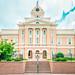 Cleburn County Courthouse – Heflin, Alabama