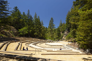 UCSC Upper Quarry Amphitheater Renovation