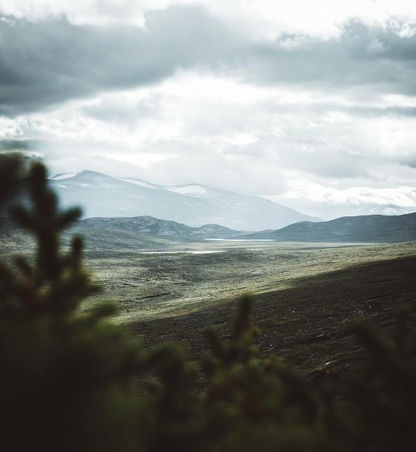 The Breheimen National Park