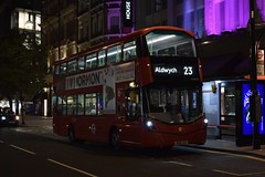 Tower Transit Wright Eclipse Gemini 3 [Mark 2] bodied Volvo B5LH (VH38130 - BU16 UXZ) 23 (London Bus Breh) Tags: transitsystems towertransit thewrightgroup wrightgroup wrightbus wright wrighteclipsegemini3 gemini3 volvo volvobus volvob5lh volvob5l volvob5lhybrid hybrid hybridbus hybridtechnology vh vh38130 bu16uxz 16reg london buses londonbuses bus londonbusesroute23 route23 oxfordstreet tfl transportforlondon