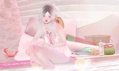 Goodbye Summer (ミカセモカー) Tags: okinawa summer festival mgsits sr schadenfreude tamagosenbei junk food {twilightghoul} mbirdie violetta fakeicon {mossmink} prtty kuriko girl power 700 ping {pingpong}