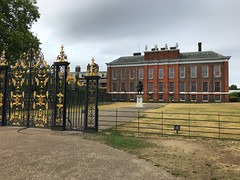 Kensington Palace (Marc Sayce) Tags: kensington palace gardens london summer august 2018