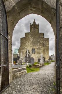 Kilfenora Cathedral, Co. Clare, Ireland