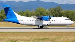C-GVGX ex HB-AFF (Breitling Jet Team) Tags: cgvgx ex hbaff euroairport bsl mlh basel flughafen lfsb