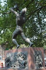 Philadelphia, PA - Fairmount Park East (jrozwado) Tags: northamerica usa pennsylvania philadelphia fairmountpark park statue