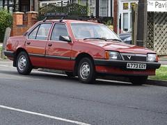 1983 Vauxhall Cavalier 1.6L (Neil's classics) Tags: vehicle 1983 vauxhall cavalier 16l