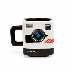 Retro Polaroid Camera Mug (mywowstuff) Tags: gifts gift ideas gadgets geeky products men women family home office