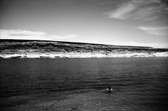 Lake Powell, AZ (cestlameremichel) Tags: canon ae1 washis washi s film bnw black white monochrome monochromatic landscape usa roadtrip 35mm america analog analogue analogica noir et blanc lake powell arizona