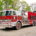 Croton Falls Fire District Tanker 8