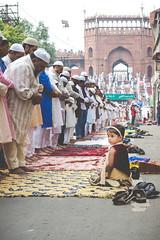 Eid Mubarak (Ashmalikphotography) Tags: eidmubarak jamamasjid festivals festivalsofindia chandnichowk religion prayers ibadat