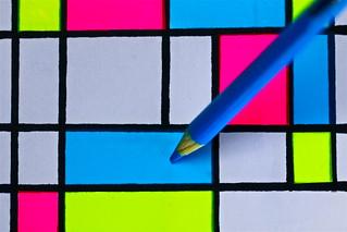 M-M-Mondrian - Macro Monday -