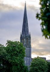 First Presbyterian Church, Armagh (Glenn Cartmill) Tags: 2018 august a7iii sony glenncartmill scenery spire trees armaghcity ireland unitedkingdom uk northernireland countyarmagh firstpresbyterian church armagh
