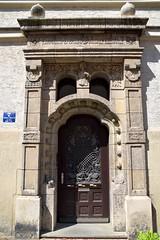 Regensburg (petrOlly) Tags: europe europa germany deutschland regensburg town city architecture architektura building buildings door doors