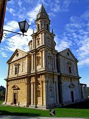 San Biaggio (Vid Pogacnik) Tags: italia italy toscanatuscany montepulciano sanbiaggio church architecture