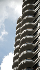Calgary001_99 (janetliz) Tags: calgary alberta spring architecture balconies