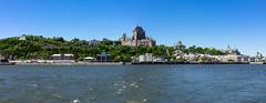 Vieux-Québec 2018-22 (Tasmanian58) Tags: pan québec canada city colors loxia35 loxia zeiss sony a7ii stlawrence river levis chateau architecture vintage historic town quebec vieuxquebec