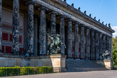 Statue at Altes Museum (Daniel Poon 2012) Tags: musictomyeyes artistoftheyear amazingphoto 123 blinkagain blinkstomyeyes flickr nikonflickraward simplysuperb simplicity storytelling nationalgeographic ngc opticalexcellence beauty beautifullight beautifulcapture level2autofocus landscape waterscape bydanielpoon danielpoonca worldtravel superphotosgroup theamusingphotogroup powerofnikon aplaceforgreatphotographers natureimage focusandclick travelaroundthe world worldmasterpiece waterwatereverywhere worldphotography yourbestphotography mybestphotography worldwidewandering travellersworld orientalland nikond500photography photooftheyear nikonshooters landscapeoftheworld waterscapeoftheworld cityscapeoftheworld groupforallusersofnikon chinesephotographers