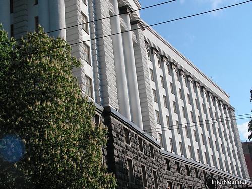Київ, Будинок уряду, 2005 рік  InterNetri.Net  Ukraine330