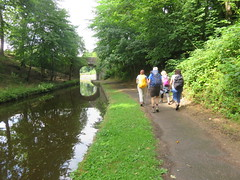 UK - Wales - Denbighshire - Near Chirk - Walking along Llangollen Canal (julesfoto3) Tags: uk wales centrallondonoutdoorgroup clog denbighshire chirk deevalley walking shropshireunioncanal llangollencanal