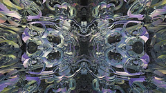 Ways of changes 2 - fractal animation (msdte) Tags: 3d 3dart abstract animation cgart fractal fractals fragmentarium