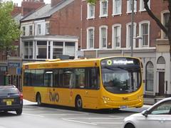 Trent Barton 775 BD65 EWG on the two, Mansfield Rd, Nottingham (sambuses) Tags: trentbarton 775 thetwo bd65ewg