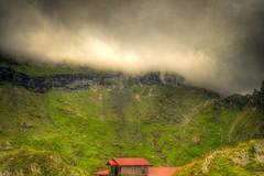 touching the clouds (robertdoloczki) Tags: romania transfagarasan