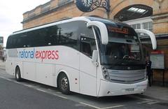 East Yorkshire Motor Services: 85 YY63OJB Volvo B9R/Caetano Levante (emdjt42) Tags: eyms 85 yy63ojb caetano volvo york coach
