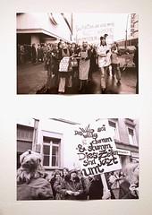 COP03204-1Fl (Christa Oppenheimer) Tags: ingewerth barbaraklemm museumgiersch paris frankfurt 68er proteste zeitzeugen studentenprotest unifrankfurt johannwolfganggoetheuniversität fotografie frauenbewegung joanbaez revolte