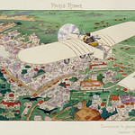 Paris-Rome. Beaumont le Gagnant sur Monoplan Bleriot, Moteur Gnome, Magneto Bosch (1911) by Ernest Montaut and his wife Magy (Gamy) Montaut. Original from Library of Congress. Digitally enhanced by rawpixel. thumbnail