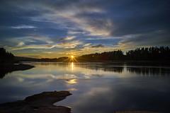 18-07-12     _TOM0854Jul 12 2018 (Tom Helleboe) Tags: norway sorumsand landscape sunset glomma