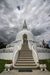 (z e d s p i c s™) Tags: zalaszántó stupa magyarország hungary hongarije zedspics 1806 buddhist buddha pray
