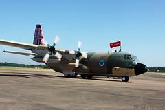 C-130H Hercules 344 - 3 Squadron - King Abdullah I Air Base, Amman (stu norris) Tags: c130hhercules344 3squadron kingabdullahiairbase amman c130hhercules c130h hercules lockheed royaljordanianairforce rjaf riat18