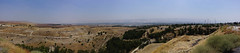 Tel Beit She'an Overlook of Jordan River Valley, IL - 2018 (petervabe) Tags: panoramas israel beitshean