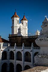San Filippo Neri, Sucre, Bolivia (Roberto Bendini) Tags: terrasse south sud amérique america courtyard neri filippo san chiesa church bolivia sucre