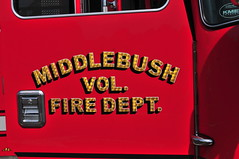 Middlebush Volunteer Fire Department Tanker 44 (Triborough) Tags: nj newjersey mercercounty hopewell mvfd middlebushvolunteerfiredepartment firetruck fireengine engine tanker tanker44 kme