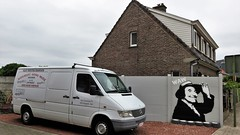 / Vlerickstraat - 19 aug 2018 (Ferdinand 'Ferre' Feys) Tags: gent ghent gand belgium belgique belgië streetart artdelarue graffitiart graffiti graff urbanart urbanarte arteurbano ferdinandfeys