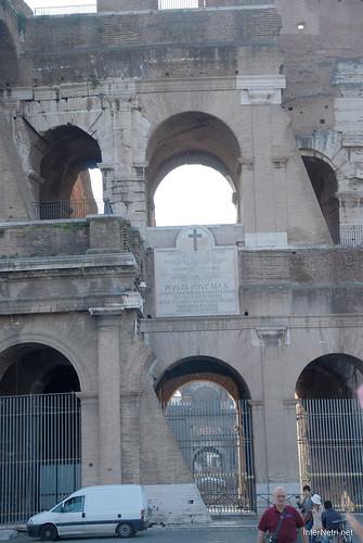 Колізей, Рим, Італія InterNetri.Net 122
