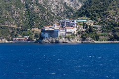 St. Gregory's Monastery on Athos, Greece