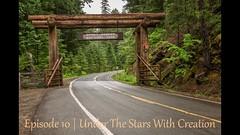 Mount Rainier National Park   Ep. 10 (Nature1844 Photography) Tags: mountrainiernationalpark sunrise milkyway galacticcore astrophotography stars cosmos mountrainier volcano timelapse