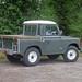 Highbury Park - Land Rover Series II