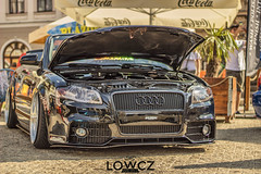 STRCH2018196 (Miia_Captures) Tags: lowcz low audi seat volkswagen vag street connection 4 charity skoda