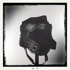 Gimli Son Of Groin I Mean Gloin (curious_spider) Tags: museumofpopculture lordoftherings gimli helmet