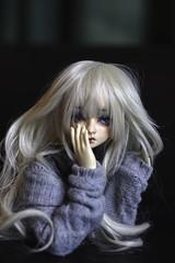 Gwen (Sugar Lokifer) Tags: white lilith lilis liv dollmore eve bjd ball jointed doll