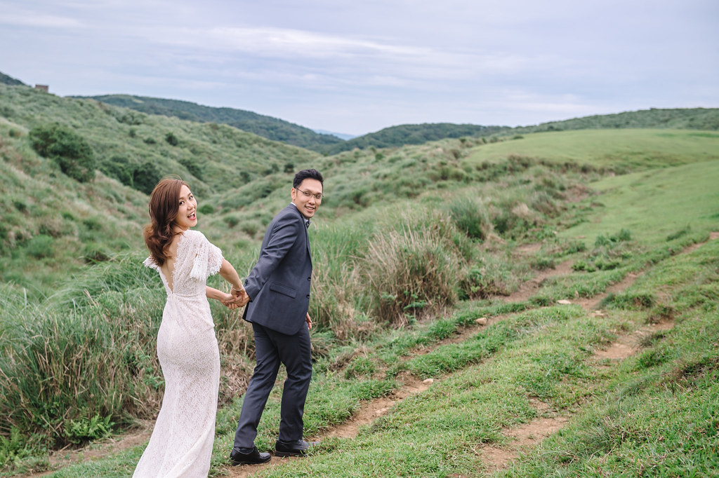 美式婚紗拍攝