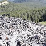 Marlena walking on the trail thumbnail