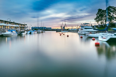 Smiltyne Yacht Club Marina #231/365 (A. Aleksandravičius) Tags: yacht club marina smiltynės jachtklubas lithuania lietuva europe nikon d750 summer 2018 hoyaprond1000 nd1000 hoya filters nd 1000 water klaipėda smiltynė morning long exposure town blue sunrise clouds 20mm f18g nikkor 365one 365days 3652018 nikond750 20mmf18g afdnikkor20mmf18ged nikkor20mm nikon20mm18g nikon20mm 365 project365 231365