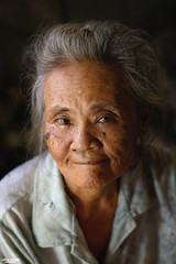 Ageless beauty (vincent.lecolley) Tags: woman asia asian philippines old beautiful ageless beauty filipina